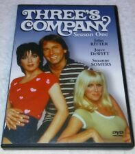 Threes Company: Season One DVD RARE oop