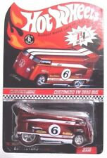 HOT WHEEL 2006 RED LINE CLUB CLUB EXCLUSIVE CUSTOMIZED VW DRAG BUS