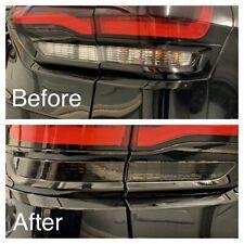 Jeep Grand Cherokee Rear Indicators & Reverse Light Black Out Laminate Tint Kit