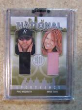 2008 National Sportkings Razor Leaf Poker PHIL HELLMUTH / ANNIE DUKE /9