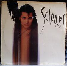 SCIALPI - Scialpi (No East,No West/Amici/In Solitudine ecc.) 1986 LP SEALED RARO