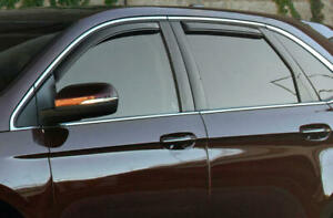 Auto Ventshade AVS 194828 In-Channel Ventvisor Set for 2018-2021 Buick Enclave
