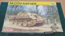 Dragon 6393  Jagdpanther Late Production, Smart Kit   *Rare* 1/35th