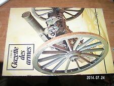 !!! Gazette des armes n°21 Automatique Jager 7,65 Arquebuse a 2 rouets