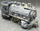 RIVAROSSI 0-4-0  LITTLE JOE DOCKSIDE Steam LOCOMOTIVE #98 HO VINTAGE RUNNING!