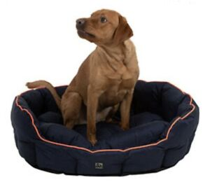 3 Peaks Nevis Dog Beg XL Water Resistant  Washable Navy RRP £56 FREE POSTAGE