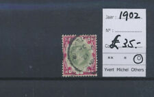 LM81090 Great Britain 1902 king Edward VII classic lot used cv 35 £
