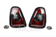 Mini R56 R57 LCI R58 R59 Rear Taillight Black Line Retrofit Set Genuine OEM NEW