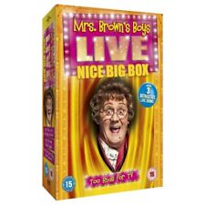 Mrs Brown's Boys Live Tour Collection 5053083015466 DVD Region 2