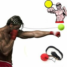 Boxing Ball Equipment Head Band Reflex Speed Training Punch Muay Thai Exercise