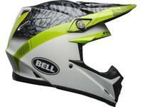 Casque Motocross BELL Moto-9 Mips Noir / Blanc / Vert