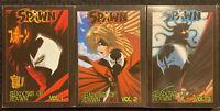 Spawn Shadows Of Spawn 1, 2, 3 Manga Graphic Novel OOP English