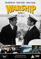 Warship: Series 1 [NEW & SEALED DVD]