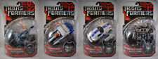 Transformers Movie 2007 Dreadwing, Longarm, Autobot Jazz & Final Battle Jaz New
