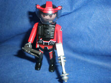 Playmobil Future Planet darkster personaje desde el año 2011 sin usar unplayed Top