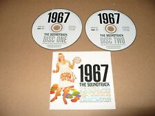 1967 The Soundtrack 1967 2 cd 50 tracks 2003 Rare