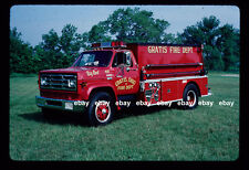 Gratis OH 1978 GMC Summit tanker Fire Apparatus Slide