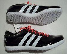 NWT Adidas Adizero HJ FL Men's Size  6 Track Shoes Spikes & Tool Black M295