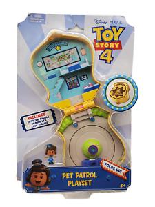 Toy Story 4 Disney/Pixar Pet Patrol Playset giggle mcdimples exclusive NEW 2019