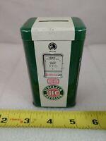 "Vintage Sinclair H. C. Gasoline Tin Coin Bank Pump Advertising 4"" (C1)"