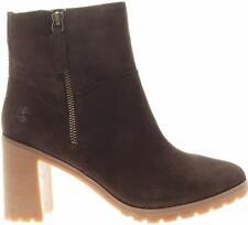 Timberland Women's Allington Side Zip Chelsea Boots (Brown) (UK 7) RRP £149