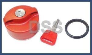New Genuine Porsche 928 Lockable Fuel Gas Cap Locking Lock With Seal + Warranty