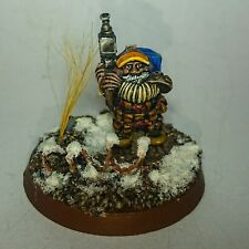 RARE Squat Iron Claw Rogue Trader Warhammer 40K OOP Imperial Guard Pro Painted