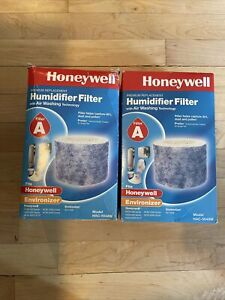 Honeywell Humidifire Filter With Air Washing Technology HAC-504AW