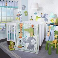 lambs ivy jungle nursery bedding for sale ebay