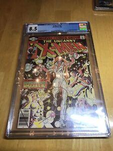Uncanny X-men 130 CGC 8.5 1st Appearane Dazzler