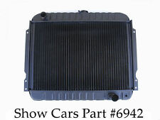 1967 67 BBC CHEVY CHEVROLET IMPALA SS BEL AIR BISCANE 396 427 NEW 4 ROW RADIATOR