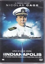 Dvd USS INDIANAPOLIS with Nicolas Cage new 2017