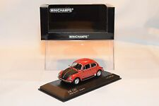 MINICHAMPS VW VOLKSWAGEN 1303 BEETLE KAFER WORLD CUP 1974 SENEGALROT MINT BOXED