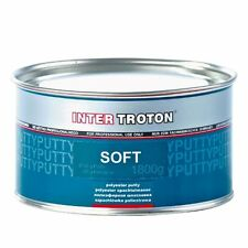 Softspachtel 4,3 KG+80 g Härter Polyesterspachtel für Reparatur Auto Boot GFK