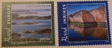 Finland Aland Stamp 291-2 MNH Cat $4.90 Geology Topical