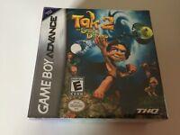 Tak 2: The Staff of Dreams (Nintendo Game Boy Advance, 2004) GBA NEW!
