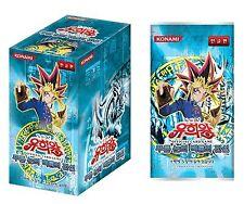 "Yugioh Cards ""BLUE EYES WHITE DRAGON"" Booster BOX / Korean Ver / 40 Booster P..."