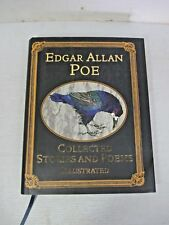 Coffee Table Book - EDGAR ALLAN POE COLLECTED STORIES AND POEMS 2008