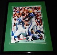 Brett Favre 1996 Pro Bowl Green Bay Packers Framed 11x14 Photo Display
