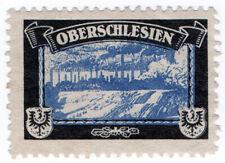 (I.B) Germany Cinderella : Lost Colony Label (Oberschlesien)