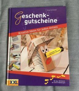 Gebundenes Buch von Sonja Sammüller- Geschenkgutscheine.