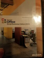 Microsoft Office 2003 Small Business Edition
