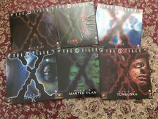 The X Files Laserdisc Bundle PAL 1 2 3 5 6 7 Some Sealed Vgc (m2) Laser