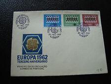 PORTUGAL - enveloppe 1er jour 17/9/1962 (europa) (cy67)