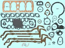 Ford 221 21-stud Flathead Full Engine Gasket Set/Kit BEST w/Copper Head 1932-38*