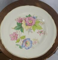 Edwin Knowles Whitney Set of 4  Dinner Plates Vintage