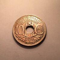 10 Centimes Lindauer 1922 N3