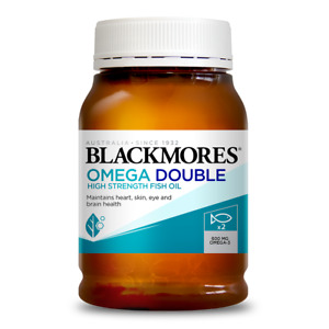 Blackmores Omega Double - 200 capsules