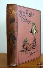 SILAS VERNEY, A Tale for Boys by Edgar Pickering, 1900, Illustrated