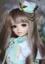 lillian Mystic Kids 1/4 girl MSD MK mini super dollfie BJD 45cm stewardess doll